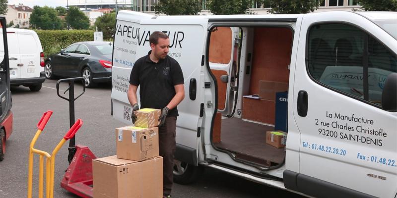 Service livraison et expéditions - Galerie 1